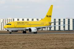 D-AGEQ (PlanePixNase) Tags: hannover eddv haj aircraft airport planespotting langenhagen hlx boeing 737 737700 hapaglloyd express
