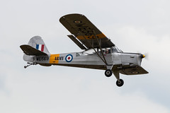 G-ASAJ/WE569 Auster T7 (amisbk196) Tags: airfield aircraft dday dday75 flickr amis unitedkingdom aviation 2019 daksoverduxford uk duxford gasaj we569 auster t7