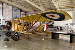 3066_CAUDRON G.3_RAFMHENDON_20DEC18 (Plane Shots) Tags: military preserved rafmuseumlondonhendon 3066 caudrong3