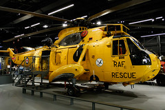 XZ585_SEAKING_RAFM HENDON_20DEC18 (Plane Shots) Tags: helicopter military preserved rafmuseumlondonhendon xz585 seaking