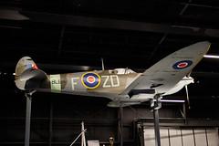 BL614_SPITFIRE_RAFM HENDON_20DEC18 (Plane Shots) Tags: military preserved rafmuseumlondonhendon bl614 spitfire