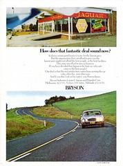 1978 Bryson Motors Jaguar & Daimler Aussie Original Magazine Advertisement (Darren Marlow) Tags: 1 7 9 8 19 78 1978 b brysonm motors j jaguar d daimler s saloon c carcool collectible collectors classic a automobile v vehicle e english england british britain 70s