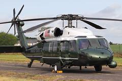 Sikorsky VH-60N White Hawk United States - US Marine Corps (USMC) 163261 (Niko Hpx) Tags: sikorsky vh60n whitehawk unitedstates usmarinecorps usmc militaire military militaryaircraft militaryaviation lfrk cfr caencarpiquet caen carpiquet 163261