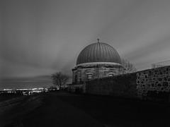Observatory (bnrynlds) Tags: ilford fp4party fp4plus bronica etrsi edinburgh wearecanister