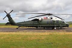 Sikorsky VH-60N White Hawk United States - US Marine Corps (USMC) 163261 (Niko Hpx) Tags: sikorsky vh60n whitehawk unitedstates usmarinecorps usmc 163261 unitedstatesofamerica militaire military militaryaircraft militaryaviation lfrk cfr caencarpiquet caen carpiquet