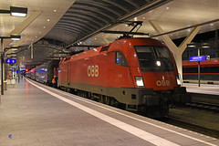 1116 047 (Csundi) Tags: railroad es64u2 öbb night salzburg ausztria