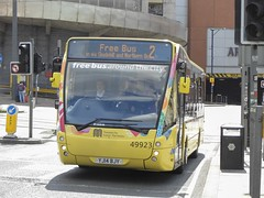 Go North West Optare Versa 49923 YJ14 BJY (josh83680) Tags: 49923 yj14bjy yj14 bjy optareversa optare versa go north west northwest gonorthwest