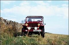 Jeep Willis MB (Bokey Shutter) Tags: kodachrome64