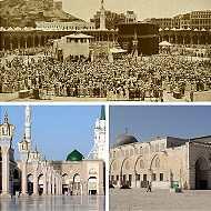 Les trois Saint musulman en islam (Califat islamique) Tags: islam lieuxsaint saint islamique mosquee antichrist antechrist alaqsa medine lamecque