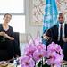 Rencontre avec Didier Drogba