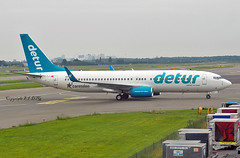 Boeing 737-8S3 TC-TJJ Corendon Airlines (Detur) (EI-DTG) Tags: amsterdam schipol 05jun2019 b737 boeing737 tctjj corendon detur
