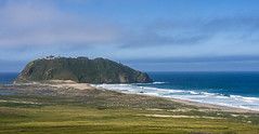 Point Sur (Teelicht) Tags: bigsur brandung california californiastateroute1 highway1 kalifornien küste nordamerika northamerica ozean pacificocean pazifik pointsur usa unitedstatesofamerica vereinigtestaaten coast ocean surf