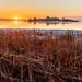 Sunrise at Chimney Island