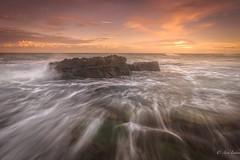 Una tarde en el cabo (Ana Isabel Iranzo) Tags: sunset puesta de sol paisaje marino seascape canon ana isabel iranzo