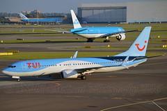 """Ferdinand Fransen"" TUI Airlines Netherlands PH-TFA Boeing 737-8K5 Split Scimitar Winglets cn/35100-2424 @ EHAM / AMS 16-10-2016 (Nabil Molinari Photography) Tags: ferdinandfransen tui airlines netherlands phtfa boeing 7378k5 split scimitar winglets cn351002424 eham ams 16102016"
