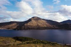 Gleouraich and Spidean Mialach (bnrynlds) Tags: fuji gsw690iii kodak ektar 100 scottish highlands