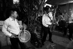 . (Out to Lunch) Tags: wake funeral death dying celebration saigon ho chi minh city vietnam blackwhite street low light alley fuji xt1 xf2814r happyplanet asiafavorites