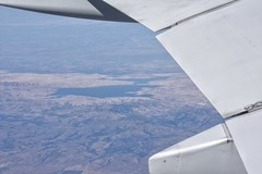 San Luis Reservoir (yuki_alm_misa) Tags: 全日空 b767 b767300er ana