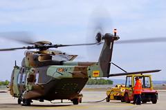 ET-804  HT.29-04 NH90TTH  Airbus Albacete 27-01-16 (Antonio Doblado) Tags: airplane aircraft aviation airbus helicoptero albacete aviación rotorcraft airbushelicopters nh90tth et804 ht2904