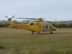 G-DSAA (andreboeni) Tags: gdsaa dorset somerset air ambulance helicopter agusta westland agustawestland aw169 serial 69027 leonardo