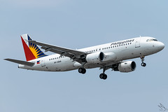 Philippine Airlines - Airbus A320-214 / RP-C8618 @ Manila (Miguel Cenon) Tags: pr pra320 a320 philippines philippineairlines pr320 airbus airbusa320 manila d3300 naia nikon planespotting ppsg pal airplane airplanespotting apegroup appgroup airport jet airliner vehicle aircraft jetliner jumbo outdoor rpll aviation plane narrowbody wings wing window wheel rpc8618