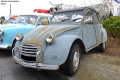 Citroën 2cv (Monde-Auto Passion Photos) Tags: voiture vehicule auto automobile citroën 2cv deuche deudeuche petite little ancienne classique collection rassemblement france courtenay