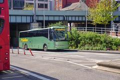 Mainline YN07EXV (welshpete2007) Tags: mainline volvo berkhof yn07exv sony a6000 cardiff coach