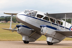 G-AIDL/TX310 de Havilland DH89A Dragon Rapide 'Nettie' (amisbk196) Tags: uk flickr unitedkingdom aircraft aviation duxford amis dday airfield 2019 dday75 daksoverduxford dragon nettie dehavilland rapide dh89a gaidl tx310