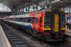 East Midlands Trains 158862 (Mike McNiven) Tags: eastmidlandstrains eastmidlands trains emt stagecoach liverpool limestreet nottingham norwich manchester piccadilly sprinter expresssprinter dmu diesel multipleunit express