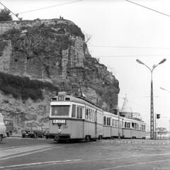 Gellért hegy (Tim Boric) Tags: boedapest budapest gellért tér hegy rots rock tram tramway streetcar strassenbahn villamos uv 19es bkv