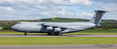 Lockheed C5 Super Galaxy (Ratters1968: Thanks for the Views and Favs:)) Tags: flight flying fleugzeug aeroplane plane aeronautics aircraft avions aviation avioes aeronef transport airplane air jet topgun military war warplane combat combataviation militaryaircraft militaire warbird prestwick prestwickinternationalairport scotland ayr ayrshire glasgowprestwick lockheed lockheedmartin martin lockheedmartincorporation bethesda maryland usa lockheedmartinaeronautics martinmarietta washingtondc skunkworks sikorskyaircraft usaf united states force unitedstatesairforce america transporter heavy heavylifttransporter cargo freight galaxy c5 supergalaxy c5supergalaxy lockheedlockheed 433rdairwing kellyfieldannex jointbasesananonio texas sanantonio canon5dmkiv martynwraight ratters1968 canon dslr photography digital eos