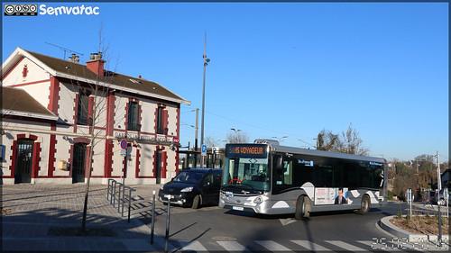 Heuliez Bus GX 137 L - TVO (Transports du Val d'Oise)(Transdev) / Île de France Mobilités n°8806