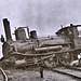 Wreck on Etat, Camp Pullman at La Rochelle, France 12-12-18 NARA111-SC-58196