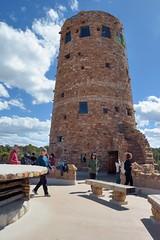 Desert View Watchtower (Lone Rock) Tags: grandcanyon desertviewwatchtower arizona southwest