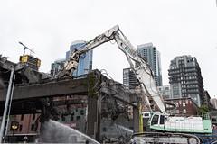 A big machine for a big job (WSDOT) Tags: seattle gp construction wsdot alaskan way viaduct replacement demolition 2019