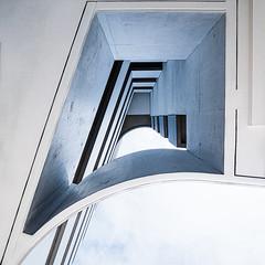 P5290554-2 (omj11) Tags: graphique marseille tour urbain architecture graphisme monochrome carré olympus leica