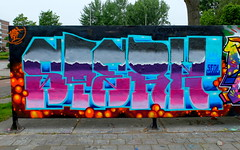 Couwenhoek - Stern (oerendhard1) Tags: graffiti streetart urban art rotterdam oerendhard couwenhoek stern