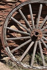 Wagon Wheel (Lone Rock) Tags: grandcanyonnationalpark arizona