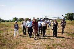 _Q6A6456.jpg (MINUJUSTH UN) Tags: visite unitednations cvr caphaitien srsg nationsunies un projet minujusth mission baumann onu