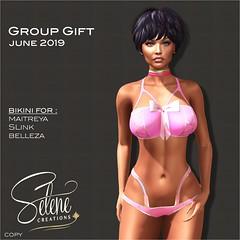 [Selene Creations] group gift june 2019 (Selene Morgan) Tags: groupgift selenecreations bikini maitreya lara slink hourglass original physique