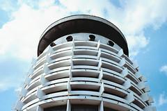Hotel Salut - Architecture from the Soviet times (titan3025) Tags: leica leicam6 m6 kodak ultramax 400 kiev 2019