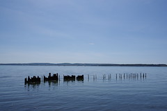 The Solent (Derek Morgan Photos) Tags: hampshire lymington keyhaven solentway solent