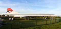 Aérospatiale/BAC Concorde F-WTSA Aérospatiale - British Airways Negus Livery (William Musculus) Tags: fwtsa aérospatiale aérospatialebac concorde bac british airways ba baw negus airport spotting aviation plane airplane william musculus