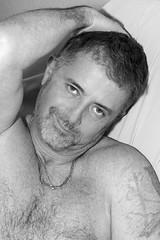 Portrait (advitam007) Tags: bi bisexuel beard barbe barbu beau bearded bisexual beautiful bear cute gay gorgeous homosexual homo heterosexual hétéro hétérosexuel hetero homosexuel handsome hairy homme hair cheveux naked male mâle mec mature man nude nu poil sex sexy straight sexe portrait