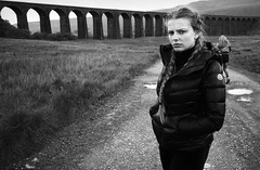 it's bad you know (plot19) Tags: yorkshire young youth north northern now sony rx100 plot19 photography portrait people england english family mood daughter love riddlehead uk britain british blackandwhite teenager path bridge landscape liv olivia