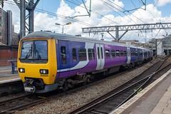 Northern 323234 (Mike McNiven) Tags: arriva railnorth northern liverpool limestreet manchester airpot piccadilly crewe electric multipleunit emu chatmoss