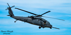 USAF HH60 Pavehawk (Thomas Wraight) Tags: raffairford riat royalinternationalairtattoo airtattoo airshow riat2017 thomaswraight thomaswraightphotography photography picture capture canon camera lens digital digitalphotography dslr 100400 canon70d sikorsky hh60 hh60pavehawk chopper helicopter rotor rotaryaircraft propeller searchandrescue sar lightattack aviation aircraft flight warbirds military militaryaircraft combataircraft combat usamilitary usmilitary usairforceeurope usafe usaf usairforce