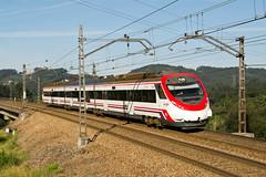 Renfe 463 | Serín (Fábio-Pires) Tags: spain renfe 463 renfe463 serín c1 civia asturias caf siemens alstom electric tracçãoeléctrica automotora railcar commuterunit cercanias eléctrica