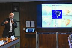 CI - Comissão de Serviços de Infraestrutura (Senado Federal) Tags: ci audiênciapúblicainterativa pls2612018 exploração transporteferroviário autorregulaçãoferroviária empresadeplanejamentoelogísticasa epl bernardofigueiredo teladeprojeção mercadodetransportes mapa brasília df brasil