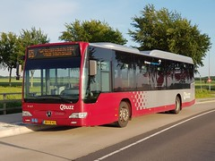 NLD Qbuzz 3167 - 65 ● Vierhuizen Viersprong (Roderik-D) Tags: 3167 bxfx43 444406 citaro2 o530ü savas bege gorba cu8 ivu 2doors 2axle capacity40481 vdo voith motorola 2009 qbuzz31003301 om457 dieselbus euro5 mercedesbenz überlandbus streekbus linienbus busoftheyear2007 automatictransmission streeklijn65